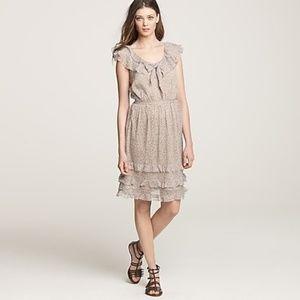 J. Crew Letour floral Lucinda Dress Size 0